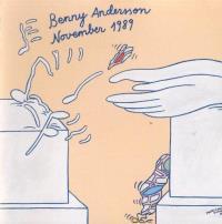 Benny Andersson - November 1989